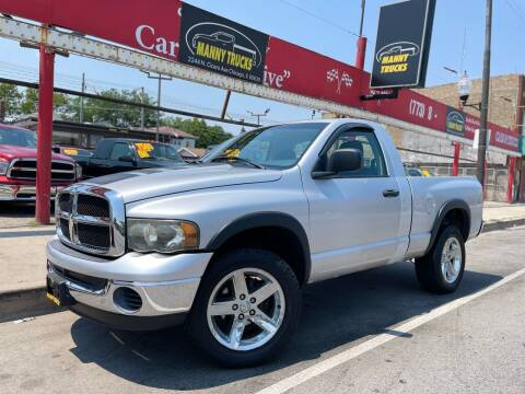 2005 Dodge Ram Pickup 1500 for sale at Manny Trucks in Chicago IL