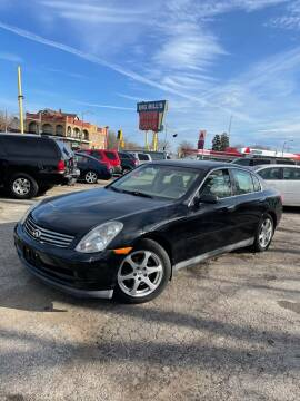 2004 Infiniti G35 for sale at Big Bills in Milwaukee WI