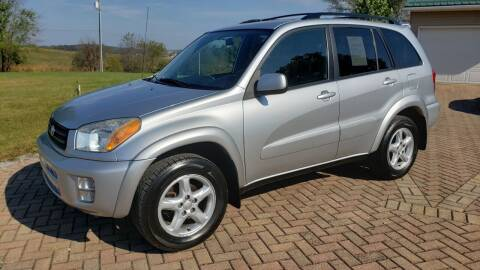 2003 Toyota RAV4 for sale at Vess Auto in Danville OH