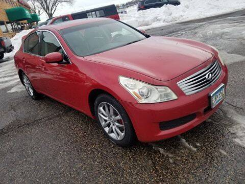 2008 Infiniti G35 for sale at Family Auto Sales in Maplewood MN