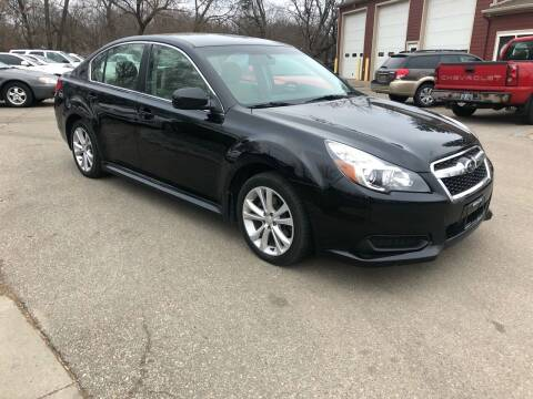 2014 Subaru Legacy for sale at Station 45 Auto Sales Inc in Allendale MI
