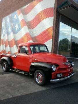 1954 Chevrolet C/K 20 Series for sale at Haggle Me Classics in Hobart IN