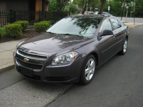 2012 Chevrolet Malibu for sale at Top Choice Auto Inc in Massapequa Park NY