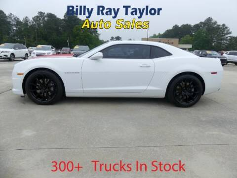 2011 Chevrolet Camaro for sale at Billy Ray Taylor Auto Sales in Cullman AL