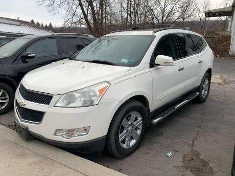2010 Chevrolet Traverse for sale at Alpha Motors in Scranton PA