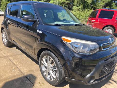 2015 Kia Soul for sale at Peppard Autoplex in Nacogdoches TX