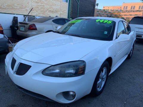 2006 Pontiac Grand Prix for sale at Barnes Auto Group in Chicago IL