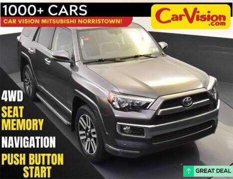 2017 Toyota 4Runner for sale at Car Vision Buying Center in Norristown PA