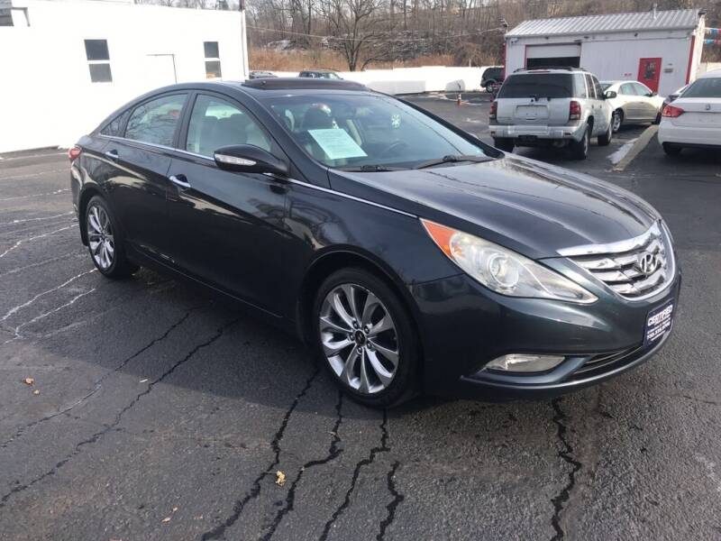 2011 Hyundai Sonata for sale at Certified Auto Exchange in Keyport NJ