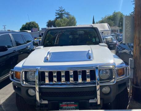 2007 HUMMER H3 for sale at San Jose Auto Outlet in San Jose CA