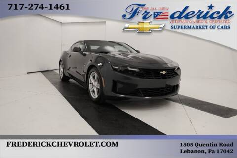2019 Chevrolet Camaro for sale at Lancaster Pre-Owned in Lancaster PA