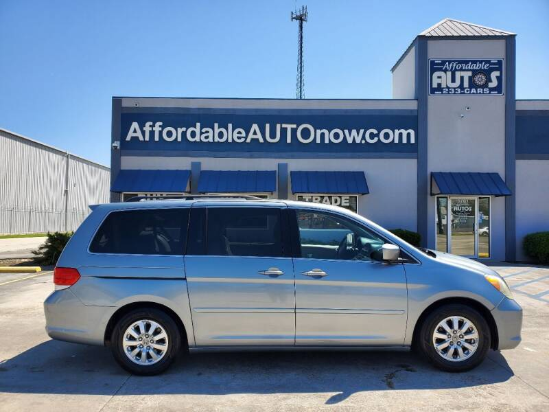 2010 Honda Odyssey for sale at Affordable Autos in Houma LA