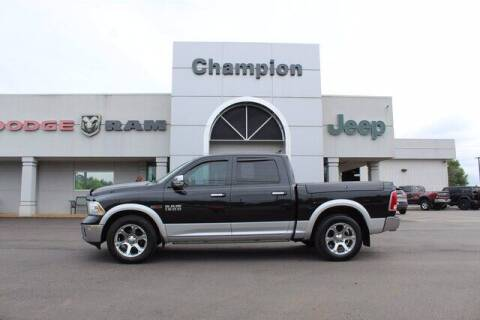 2015 RAM Ram Pickup 1500 for sale at Champion Chevrolet in Athens AL