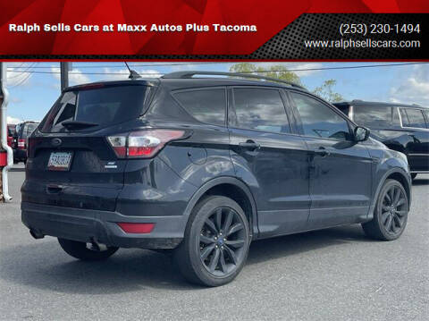 2018 Ford Escape for sale at Ralph Sells Cars at Maxx Autos Plus Tacoma in Tacoma WA
