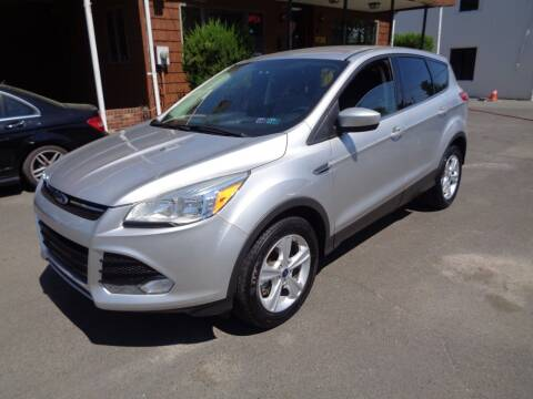 2014 Ford Escape for sale at Cade Motor Company in Lawrenceville NJ