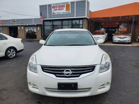 2010 Nissan Altima for sale at North Chicago Car Sales Inc in Waukegan IL