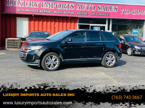 2011 Ford Edge for sale at LUXURY IMPORTS AUTO SALES INC in North Branch MN