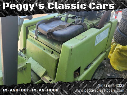 2000 Clark Fork Lifts (2) for sale at Peggy's Classic Cars in Oregon City OR