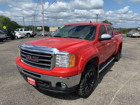 2012 GMC Sierra 1500 for sale at Carmans Used Cars & Trucks in Jackson OH
