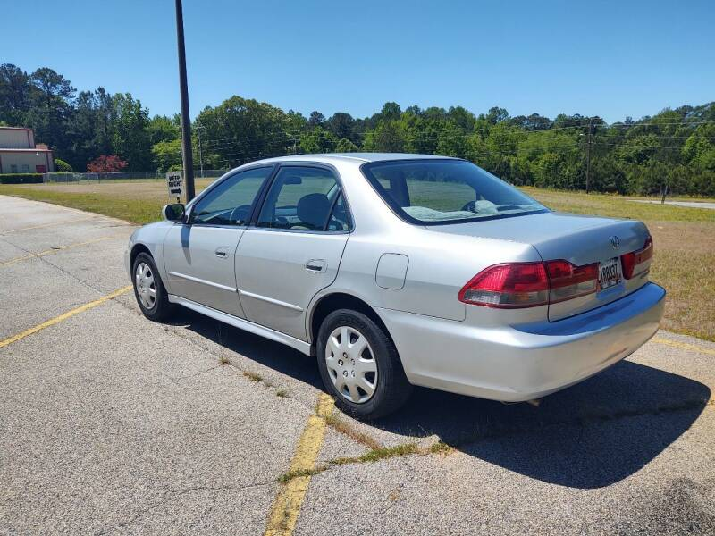 2001 Honda Accord LX V6 4dr Sedan - Mableton GA
