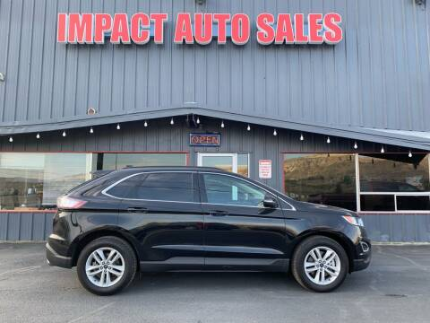 2018 Ford Edge for sale at Impact Auto Sales in Wenatchee WA