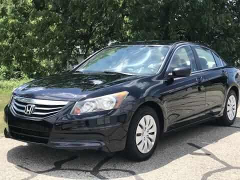 2012 Honda Accord for sale at S & L Auto Sales in Grand Rapids MI