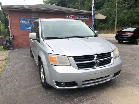 2008 Dodge Grand Caravan for sale at Doctor Auto in Cecil PA