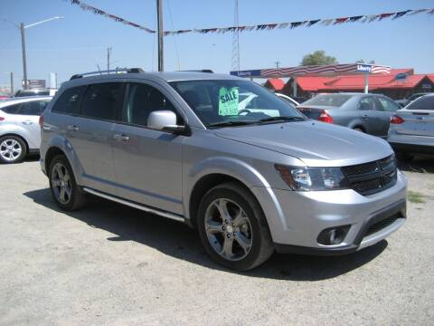 2015 Dodge Journey for sale at Stateline Auto Sales in Post Falls ID