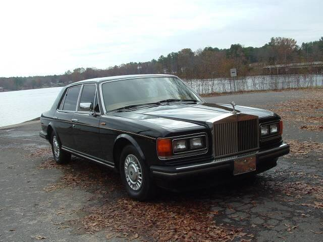 1989 Rolls-Royce Silver Spur for sale at Classic Car Deals in Cadillac MI