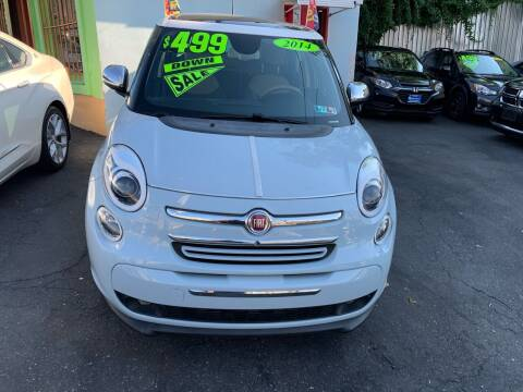 2014 FIAT 500L for sale at Best Cars R Us LLC in Irvington NJ