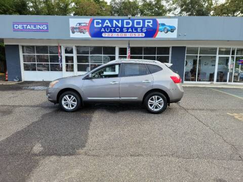 2012 Nissan Rogue for sale at CANDOR INC in Toms River NJ