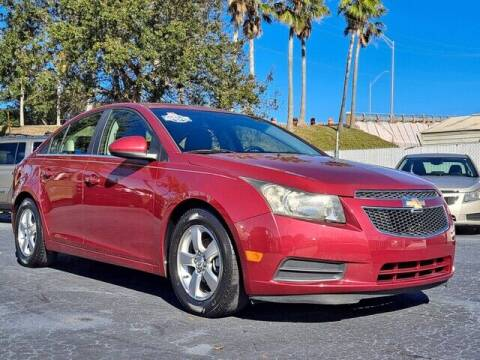 2012 Chevrolet Cruze for sale at Select Autos Inc in Fort Pierce FL