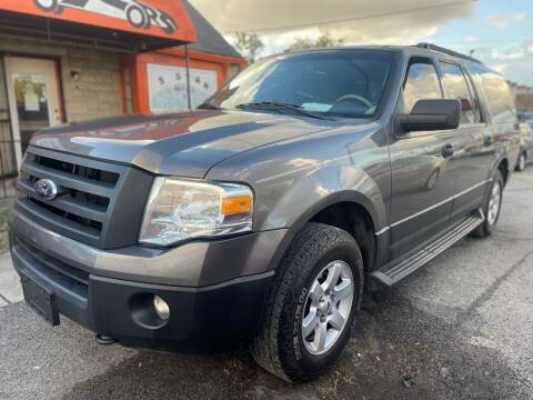 2014 Ford Expedition EL for sale at 5 STAR MOTORS 1 & 2 in Louisville KY