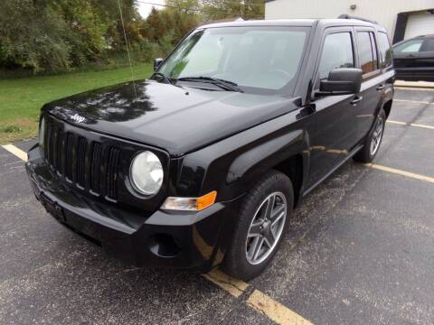 2010 Jeep Patriot for sale at Rose Auto Sales & Motorsports Inc in McHenry IL