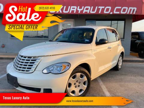 2006 Chrysler PT Cruiser for sale at Texas Luxury Auto in Cedar Hill TX