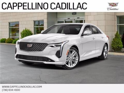 2021 Cadillac CT4 for sale at Cappellino Cadillac in Williamsville NY