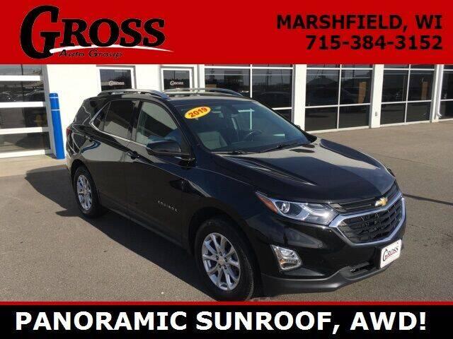 2019 Chevrolet Equinox for sale at Gross Motors of Marshfield in Marshfield WI