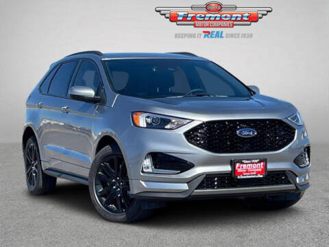 2021 Ford Edge for sale at Rocky Mountain Commercial Trucks in Casper WY