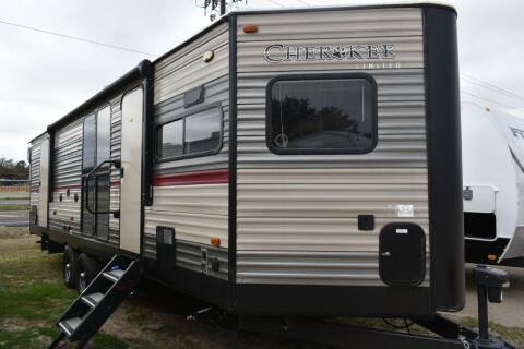 2018 Forest River Cherokee 274VFK for sale at Buy Here Pay Here RV in Burleson TX