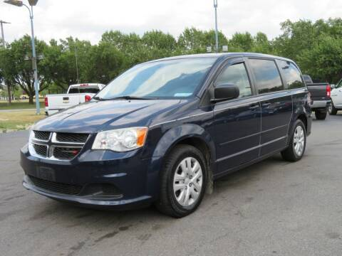 2014 Dodge Grand Caravan for sale at Low Cost Cars North in Whitehall OH