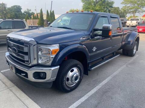 2014 Ford F-350 Super Duty for sale at Coast to Coast Imports in Fishers IN
