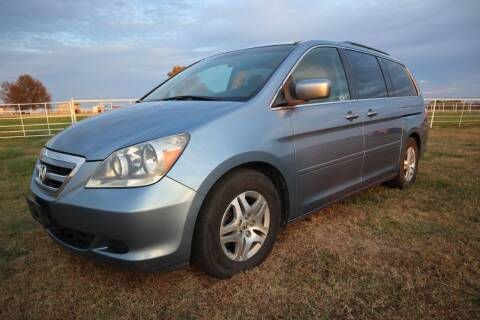 2005 Honda Odyssey for sale at Liberty Truck Sales in Mounds OK