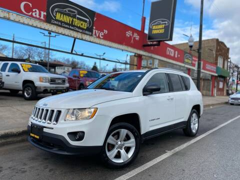 2011 Jeep Compass for sale at Manny Trucks in Chicago IL