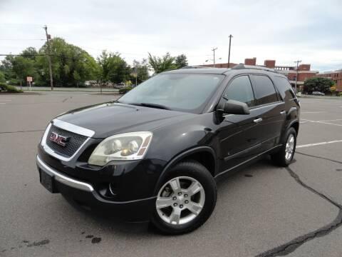 2011 GMC Acadia for sale at TJ Auto Sales LLC in Fredericksburg VA