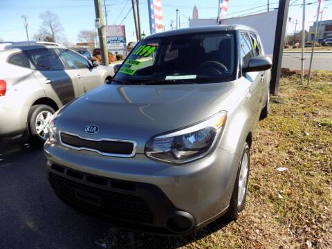 2014 Kia Soul for sale at Pro-Motion Motor Co in Lincolnton NC