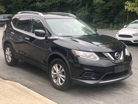 2016 Nissan Rogue for sale at Elite Auto Sales in North Dartmouth MA