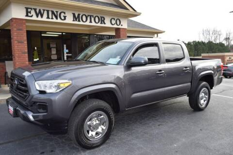 2019 Toyota Tacoma for sale at Ewing Motor Company in Buford GA