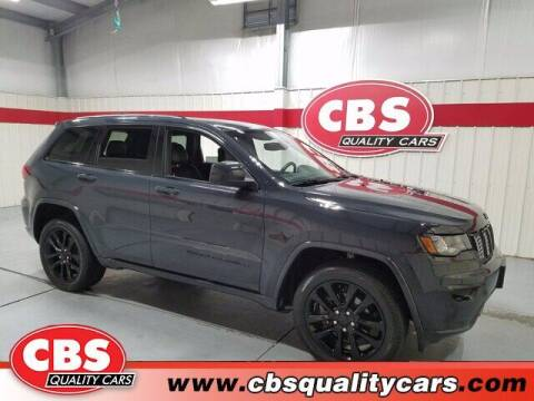 2018 Jeep Grand Cherokee for sale at CBS Quality Cars in Durham NC
