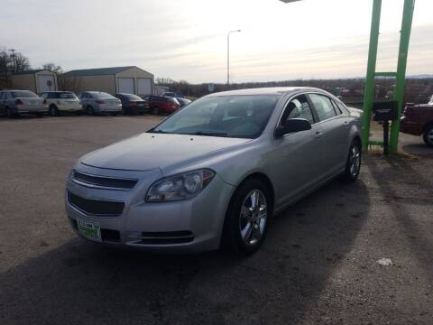 2011 Chevrolet Malibu for sale at Independent Auto in Belle Fourche SD