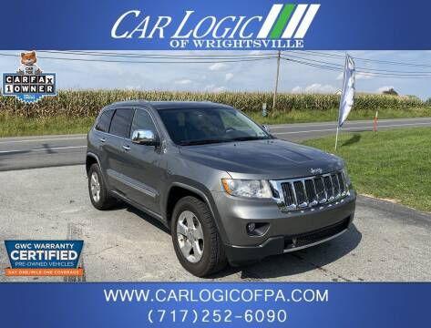 2011 Jeep Grand Cherokee for sale at Car Logic in Wrightsville PA
